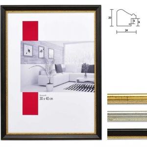 Bilderrahmen Misano 75x105 cm Rückwandfarbe und Verglasung wählbar