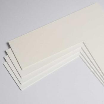 1,8 mm BaumwollPassepartout mit individuellem Ausschnitt