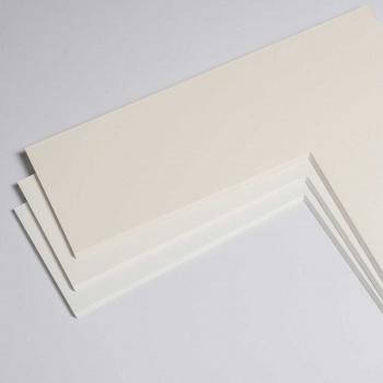 2,3 mm BaumwollPassepartout mit individuellem Ausschnitt