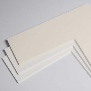 3,2 mm BaumwollPassepartout mit individuellem Ausschnitt