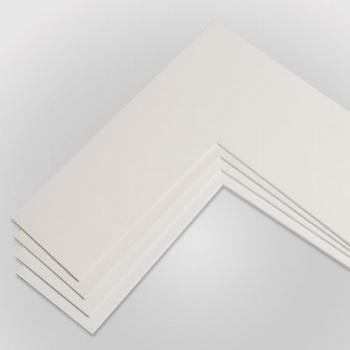 1,4 mm StandardPassepartout mit individuellem Ausschnitt