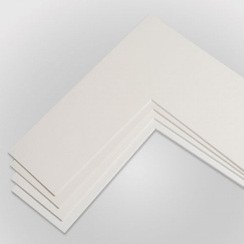 1,4 mm StandardPassepartout nach Maß