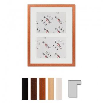 2er Galerierahmen Lund in 30x40 cm für 15x20