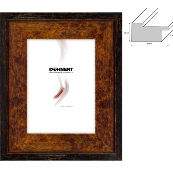 Barock-Bilderrahmen Salford