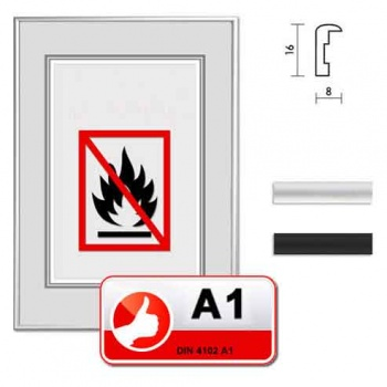 A1 Brandschutzrahmen Profil S1