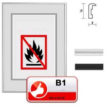 B1 Brandschutzrahmen Profil S1