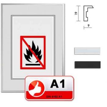 A1 Brandschutzrahmen Profil S2