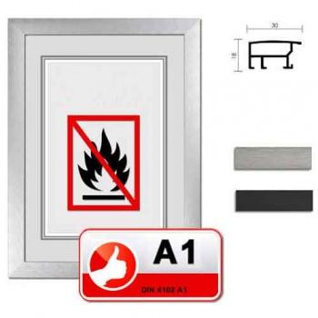 A1 Brandschutzrahmen Profil S3