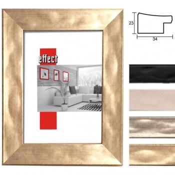 Holz-Bilderrahmen Profil 27