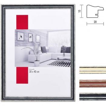 Holz-Bilderrahmen Profil 43