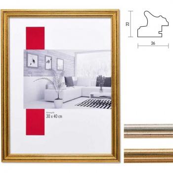 Holz-Bilderrahmen Profil 44 nach Maß