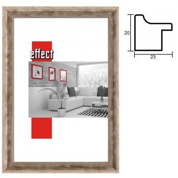 Holz-Bilderrahmen Profil 47