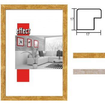 Holz-Bilderrahmen Profil 51