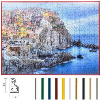 Puzzlerahmen Profil ART für 100 bis 500 Teile