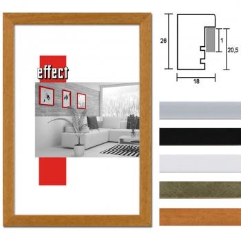 Holz-Bilderrahmen Profil 58 mit Distanzleiste
