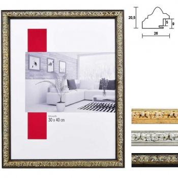Holz-Bilderrahmen Profil 86