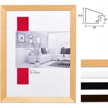 Holz-Bilderrahmen Profil TOP N nach Maß