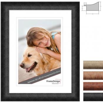 Holz-Bilderrahmen Tinkisso nach Maß
