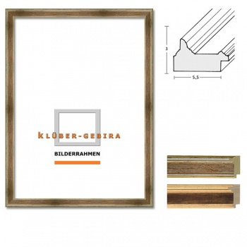 Holz-Bilderrahmen Teneriffa nach Maß