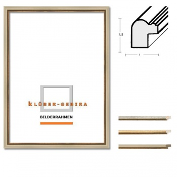Holz-Bilderrahmen Mataro