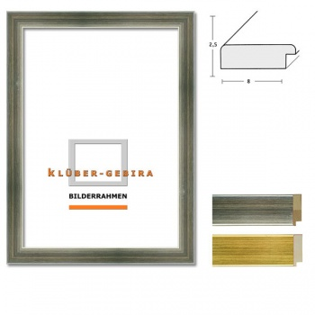 Holz-Bilderrahmen Vigo