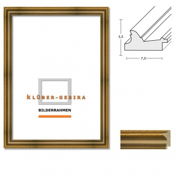Holz-Bilderrahmen Cordoba nach Maß
