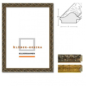 Barock-Bilderrahmen Salamanca