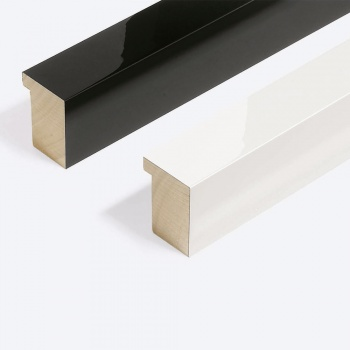 Holzleiste Matrix B&W 39