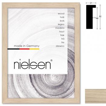 Holzleiste Oakwoods 21x52 nach Maß