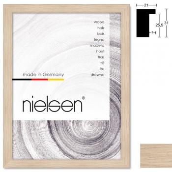 Holzleiste Oakwoods 21x31 nach Maß