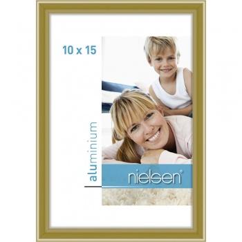 Alurahmen Classic 10x15 cm | Gold | Normalglas