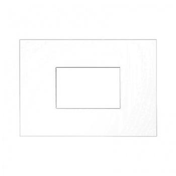 Galerie-Passepartouts 2,5 mm, Außenformat 21x29,7 cm