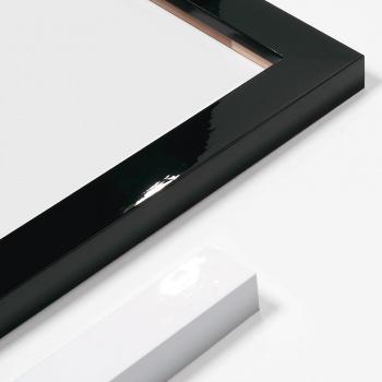 Holzleiste Matrix B&W 40