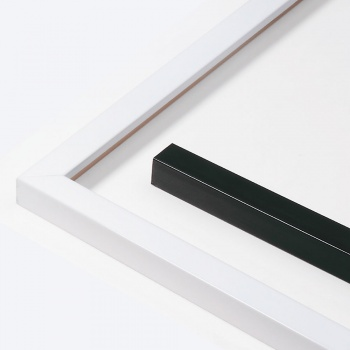 Holzleiste Matrix B&W 20x20