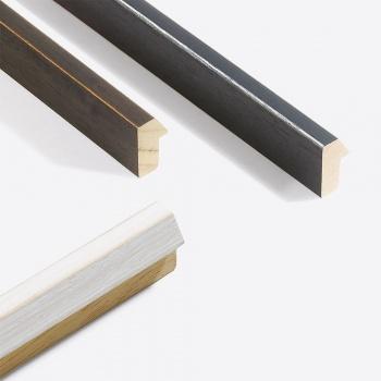 Holzleiste Modern Shabby 19