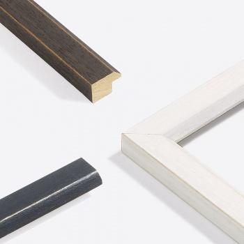 Holzleiste Modern Shabby 28 nach Maß