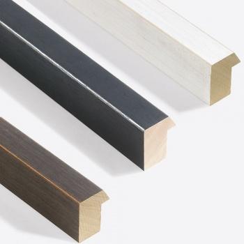 Holzleiste Modern Shabby 35 nach Maß