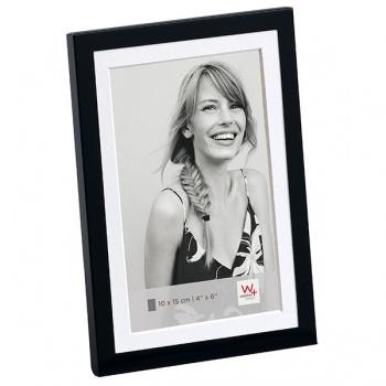 Fotorahmen Classico 10x15 cm   schwarz   Normalglas